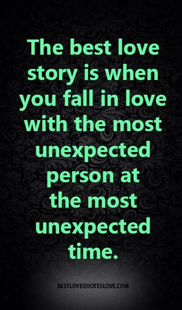story fell love with