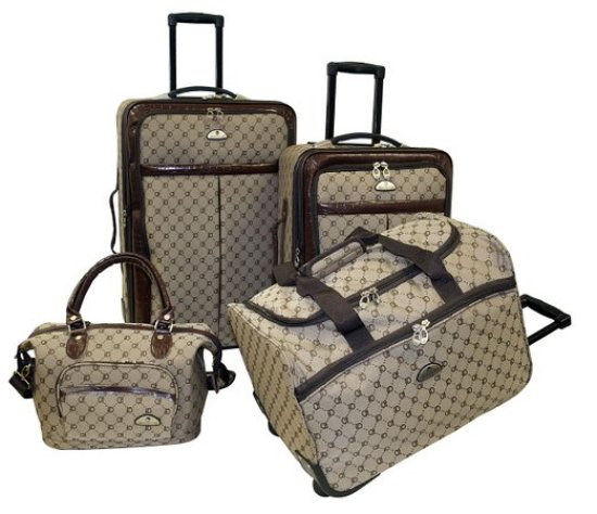 American Flyer Luggage Signature 4 Piece Set Review
