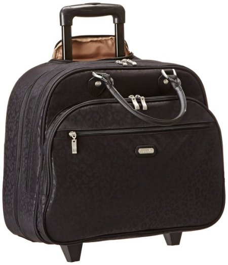 Baggallini Carry on Rolling Travel Tote Review