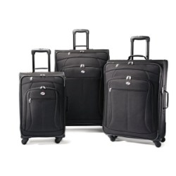 American Tourister Pop Spinner 3 Piece Review