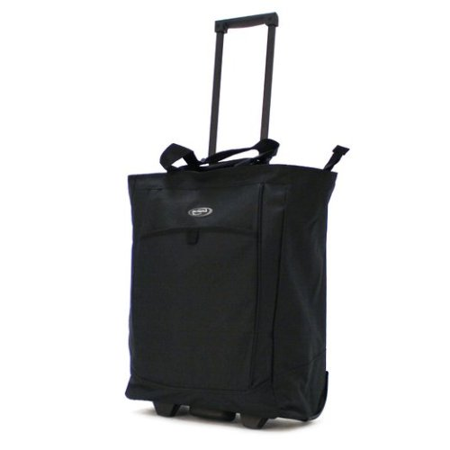 Olympia Luggage Rolling Shopper Tote Review