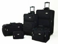 Samsonite 5 Piece Nested Luggage Set Review