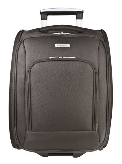 Travelon 18 Inch Wheeled Underseat Carry On Bag Review