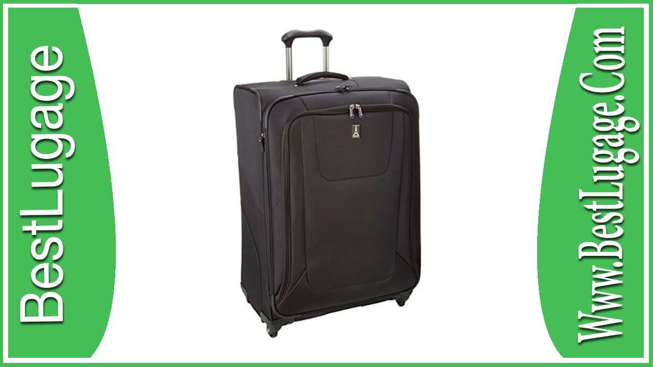 18605a93f Travelpro Luggage Maxlite 3 29 Inch Expandable Spinner Review