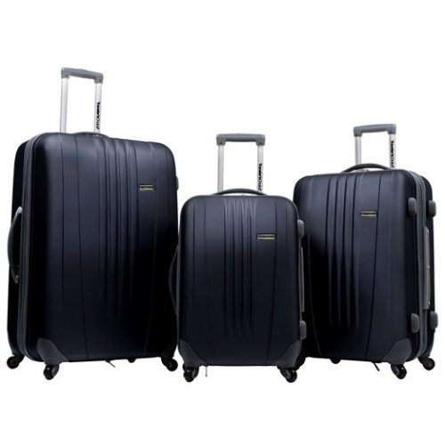 Traveler's Choice Toronto 3 Piece Hardside Spinner Luggage Set Review