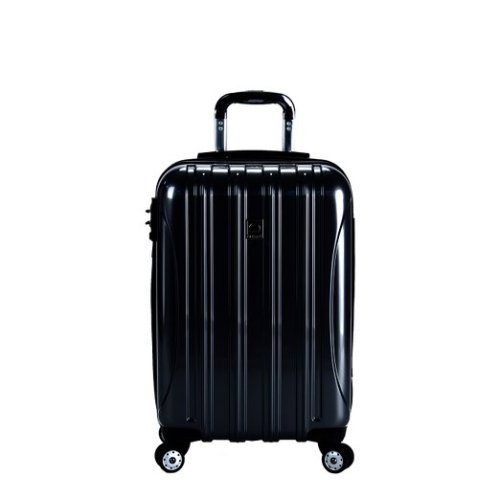 Delsey Luggage Helium Aero Carry-On Spinner Trolley Review