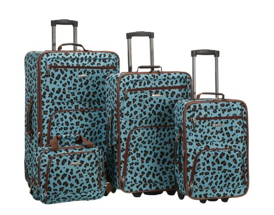 Rockland 4 Piece Luggage Set Review