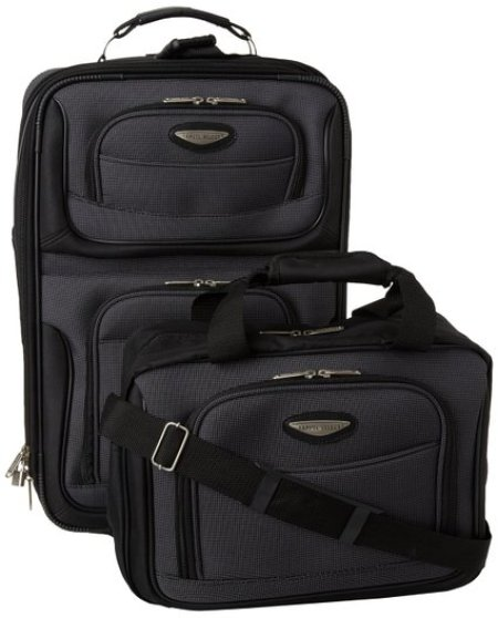 Travel Select Amsterdam Two Piece Carry-On Luggage Set Review