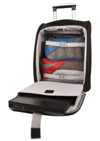 Travelon 18 Inch Wheeled Underseat Carry On Bag Review - BestLugage
