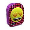 Emoji Pink Heart Eyes Luggage