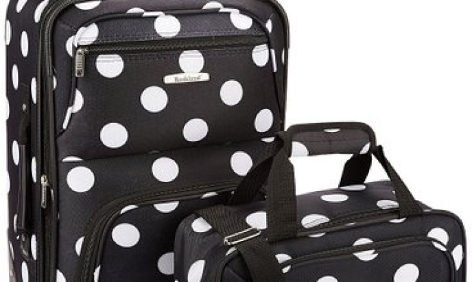 Rockland 2 Piece Luggage Set