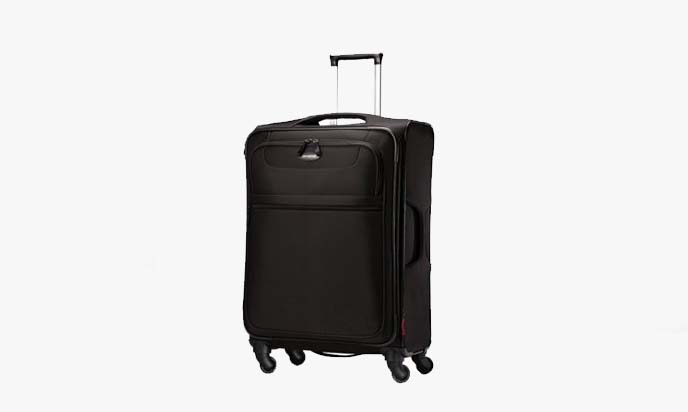 Samsonite Lift Spinner 25-Inch Expandable Wheeled Luggage