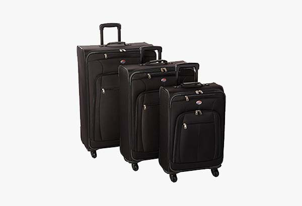 American Tourister Pop Spinner - 3 Piece