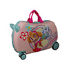 Nickelodeon Paw Patrol Carry On Luggage 20 Kids Ride-On Suitcase