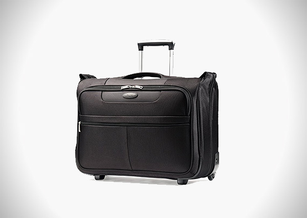 Samsonite Luggage L.i.f.t. Carry-On Wheeled Garment Bag