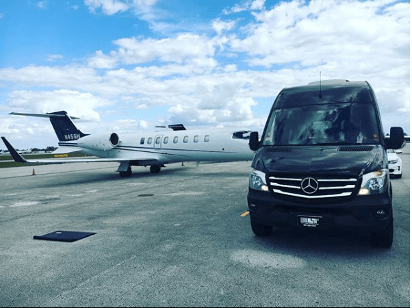 Luxury Mercedes Benz Sprinter by Best Luxury Transportation