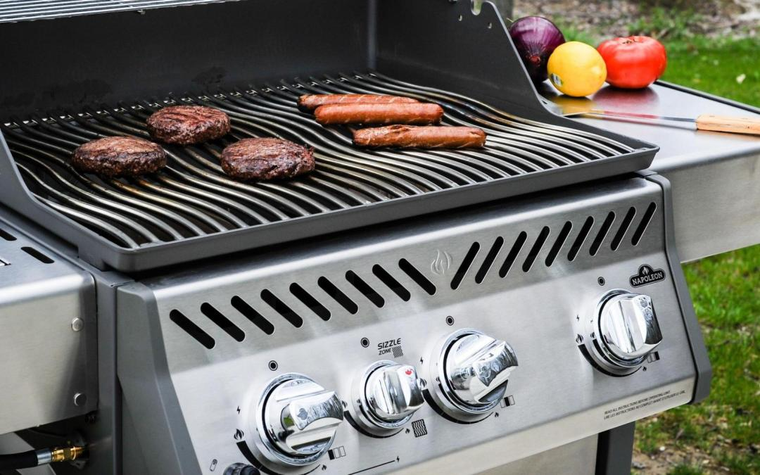 Clean Your Gas Grill With These Easy Steps!