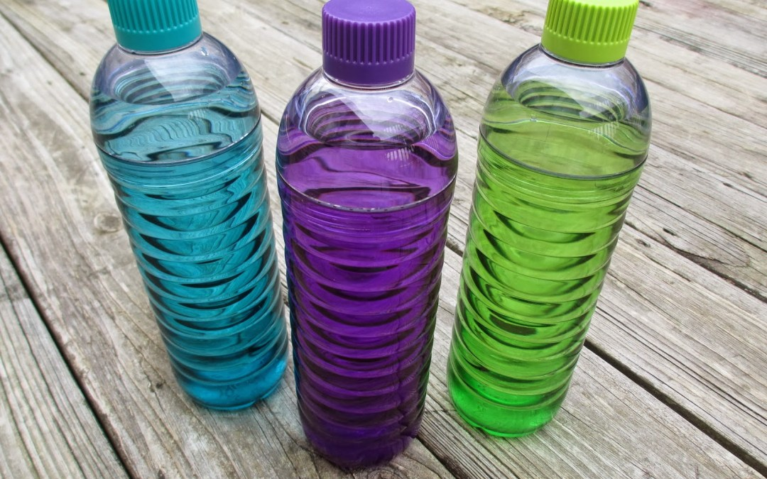 Cleaning a Reusable Water Bottle