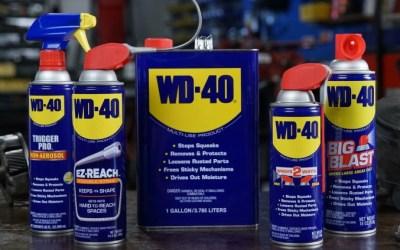 14 Powerful Household Tips Using WD-40