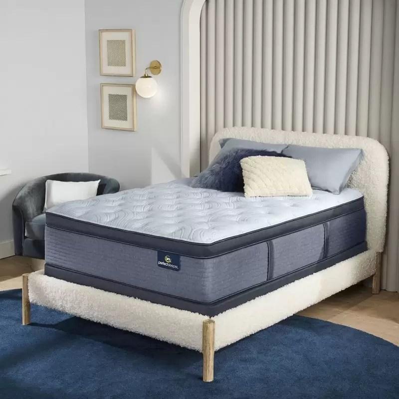 serta night retreat firm pillow top mattress
