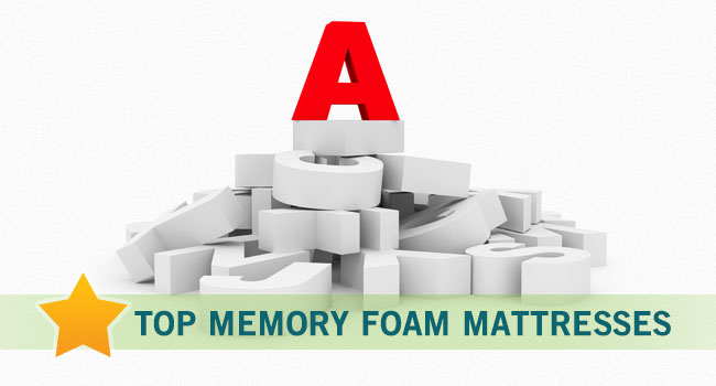 Top Memory Foam Mattress Retailers Reviewed