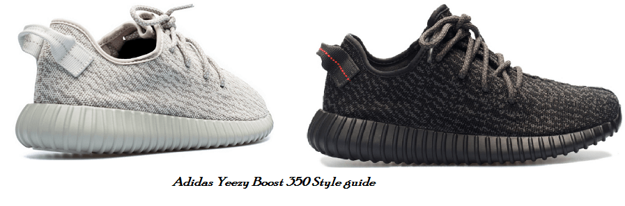 4 stylish ways to wear Adidas Yeezy Boost 350 with jeans trosuer