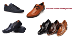 Benefits of Genuine Leather Shoes for Men