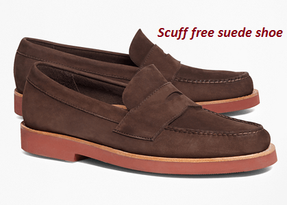 How to Remove Scuff Marks on Suede Shoes