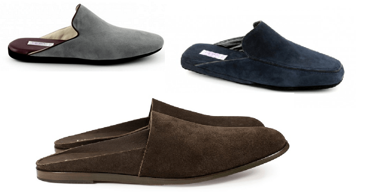 How to properly wash suede slippers