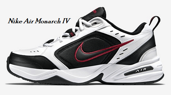 Key Features and Benefits for Nike Air Monarch IV Cross Trainer for Men