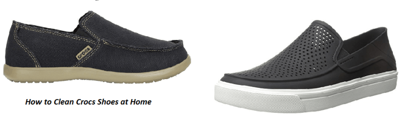 How to Clean Crocs Shoes at Home- the Complete Guide
