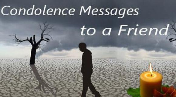 Condolence reply