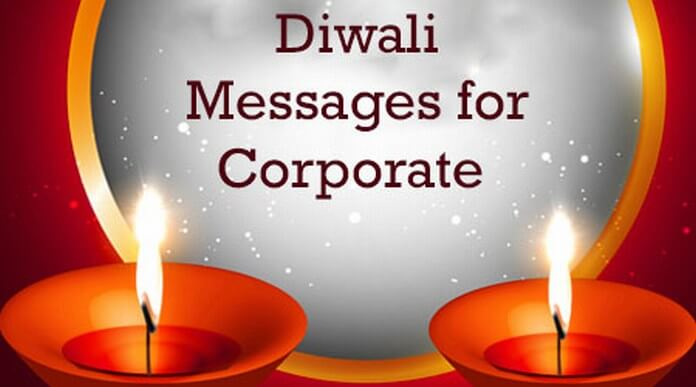 Diwali text Messages for Corporate