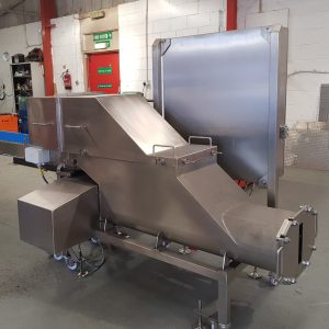 Stainless Steel Food Processing System