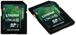 Kingston Digital 128 GB-horz