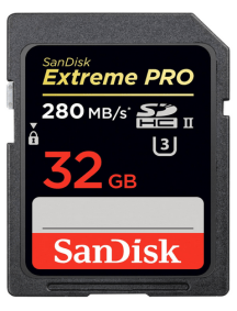Extreme Pro 32gb micro sd card