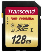 transcend 128 gb sd card