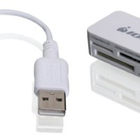 Iogear 12-in-1 One Pocket Flash Memory Card Reader or Writer
