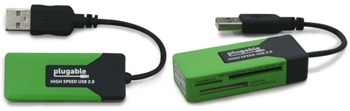 Plugable USB 2.0 Card Reader
