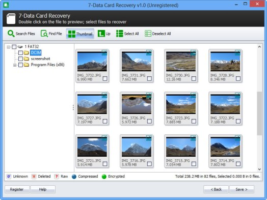 FREE Memory Card Recovery 2
