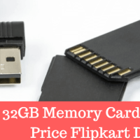 32GB Memory Card Lowest Price Flipkart Deal