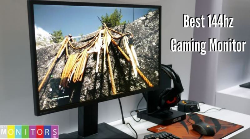 best-144hz-gaming-monitor