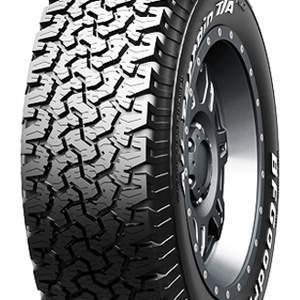 BFGoodrich All Terrain tire
