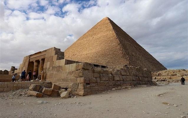 βασίλισσα Δωρεάν ψηφιακή ξενάγηση σε αιγυπτιακό τάφο 5.000 ετών