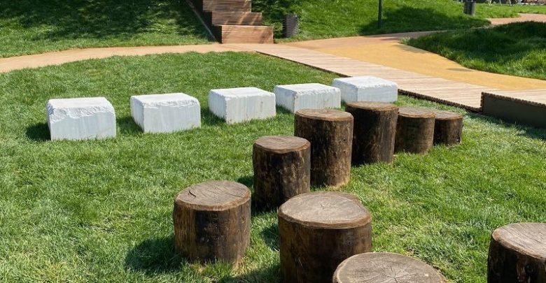 Παραδόθηκε το ανακαινισμένο Πάρκο «Ούλωφ Πάλμε» στη Καλαμαριά