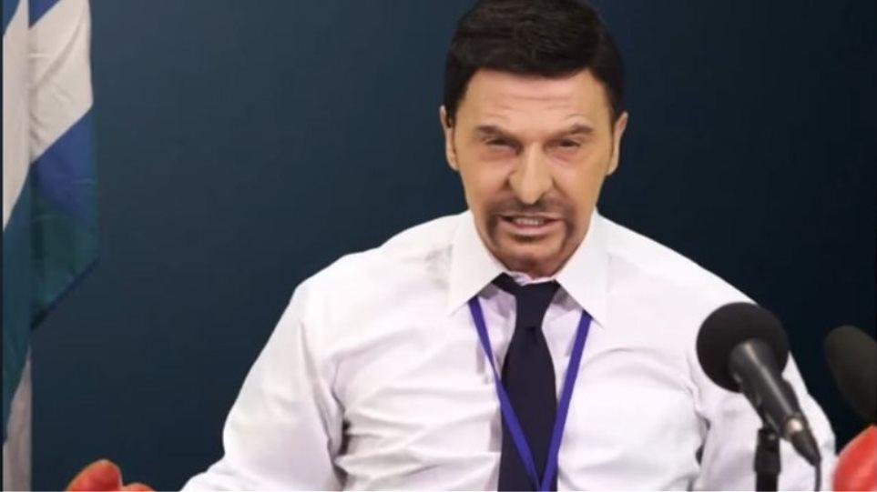Ο Τάκης Ζαχαράτος μιμείται τον Χαρδαλιά και μας κάνει να κλαίμε από τα γέλια!!!