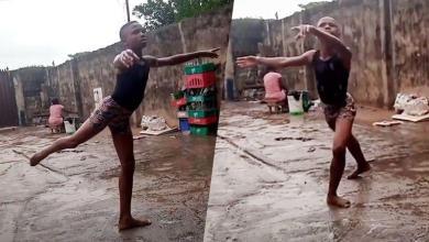 Υποτροφία σε 11χρονο Νιγηριανό χορευτή μετά από βίντεο που έγινε viral