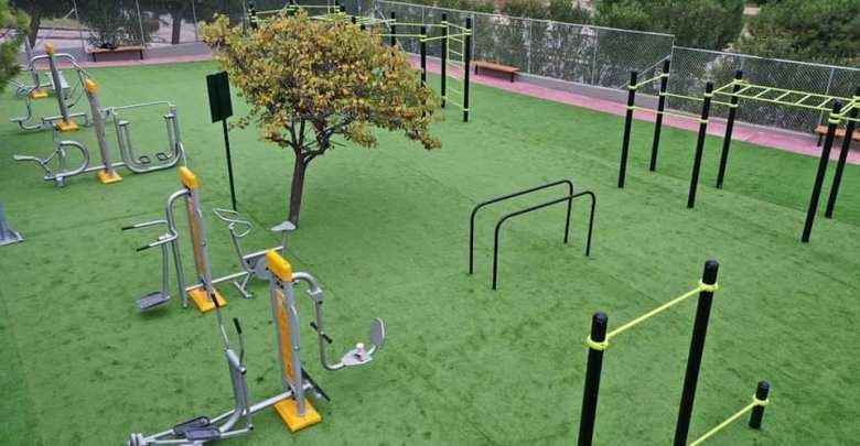 Γυμναστείτε στο νέο υπαίθριο Γυμναστήριο της Γλυφάδας