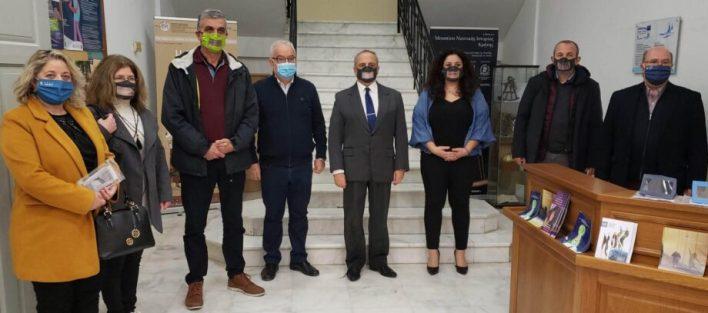 Περιφέρεια Κρήτης μάσκες
