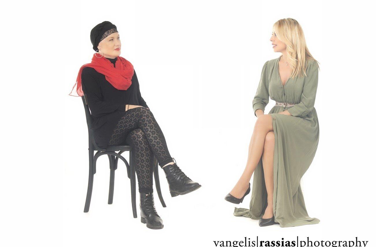 «Σημειώσεις Ζωής»: Η Αθηνά Παππά μιλά για τον καρκίνο του μαστού